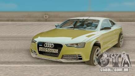 Audi RS 5 para GTA San Andreas