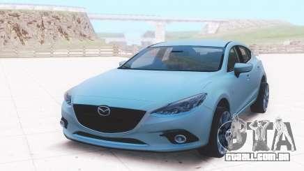 Mazda 3 2016 para GTA San Andreas