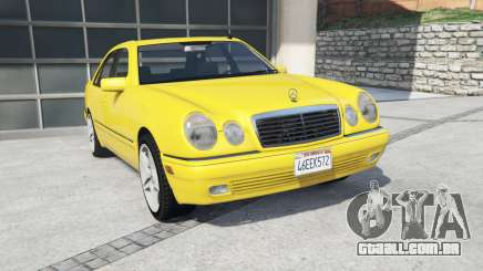 Mercedes-Benz E 420 (W210) [add-on] para GTA 5