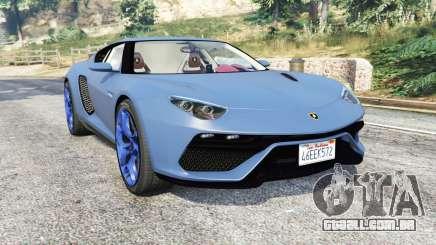 Lamborghini Asterion LPI 910-4 v1.1 [replace] para GTA 5