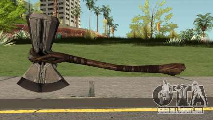 Marvel Future Fight - Thor Weapon para GTA San Andreas