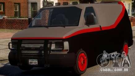 A-Team Van para GTA 4