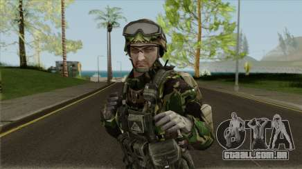 Bulgarian Land Forces (Dsher) para GTA San Andreas