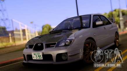 Subaru Impreza WRX STI S204 para GTA San Andreas