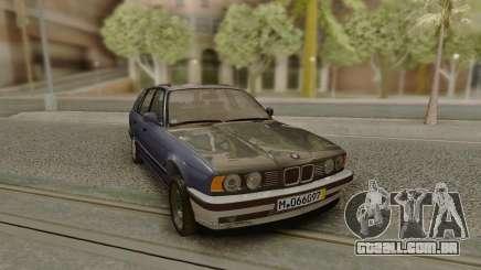 BMW E34 Wagon para GTA San Andreas