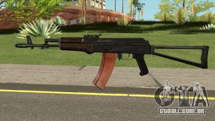 Novo AK-47 para GTA San Andreas