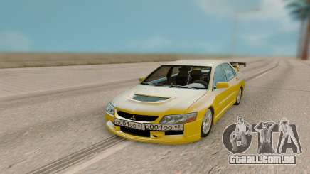 Mitsubishi Evolution 9 para GTA San Andreas