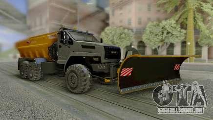 Ural 55571 SEGUINTE para GTA San Andreas