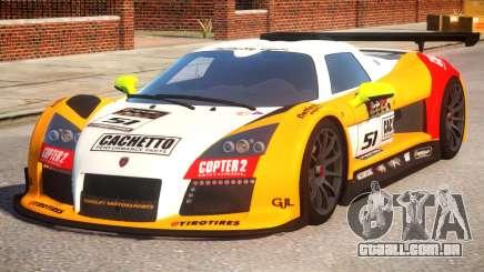 2011 Gumpert Apollo S N51 para GTA 4