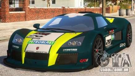 2011 Gumpert Apollo S N20 para GTA 4