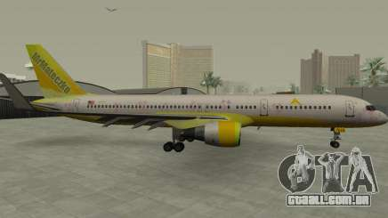 Boeing 757-200 MrMateczko Edição para GTA San Andreas