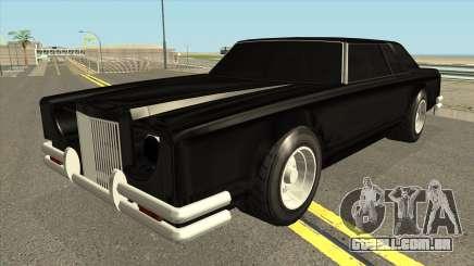 Dundreary Virgo The Car GTA V para GTA San Andreas
