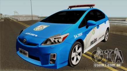 Toyota Prius PMERJ para GTA San Andreas