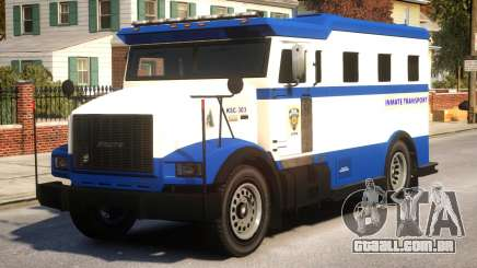 Police Stockade New York para GTA 4
