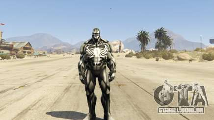 MCOC Venom [Retexture] 1.0 para GTA 5
