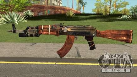 SGW3 AKM para GTA San Andreas