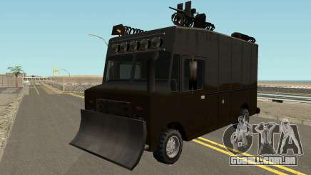Boxville Mad Max para GTA San Andreas