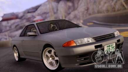 Nissan Skyline BNR32 para GTA San Andreas