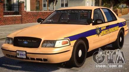 Kentucky Vehicle Enforcement para GTA 4