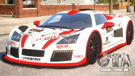 2011 Gumpert Apollo S N5 para GTA 4