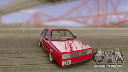 Volkswagen GOLF MK2 Japan para GTA San Andreas