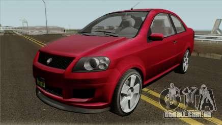 Declasse Asea Coupe GTA V para GTA San Andreas