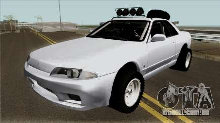 Nissan Skyline R32 Rusty Rebel para GTA San Andreas