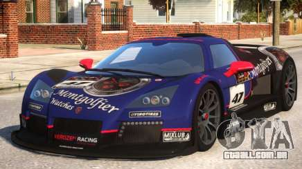 2011 Gumpert Apollo S N47 para GTA 4