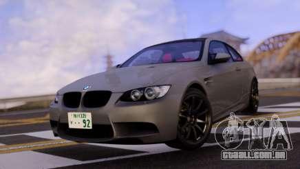BMW E92 para GTA San Andreas
