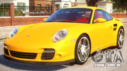 Porsche 911 (997) Turbo EPM para GTA 4