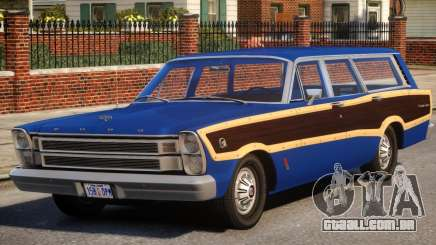 Ford Country Squire - v1.1 para GTA 4