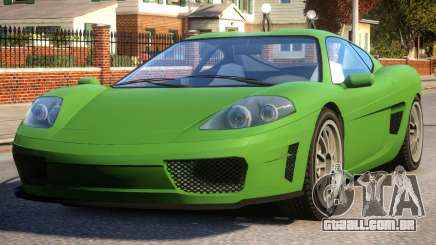 Modified Turismo para GTA 4