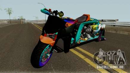 Far Concept Hyperbike Engine Ford v8 para GTA San Andreas