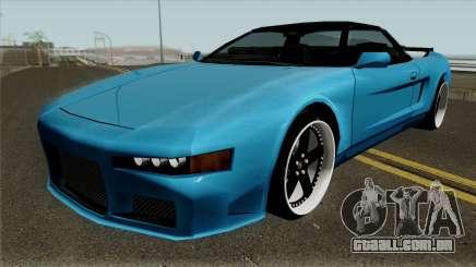 BlueRay Infernus NSX para GTA San Andreas