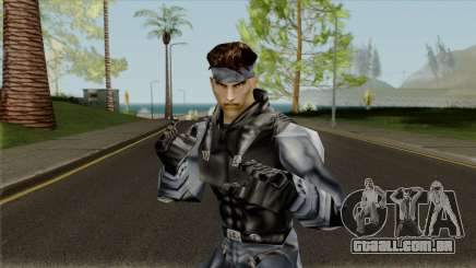 Snake - Metal Gear para GTA San Andreas