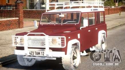 Land Rover Defender 110 para GTA 4