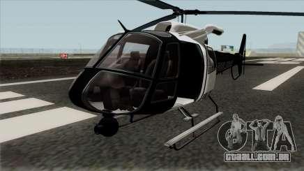 Buckingham Police Maverick GTA V para GTA San Andreas