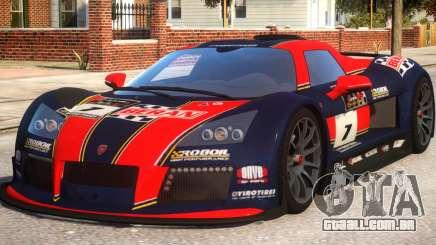 2011 Gumpert Apollo S N7 para GTA 4