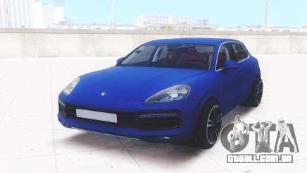 Porsche Cayenne Turbo 2018 para GTA San Andreas