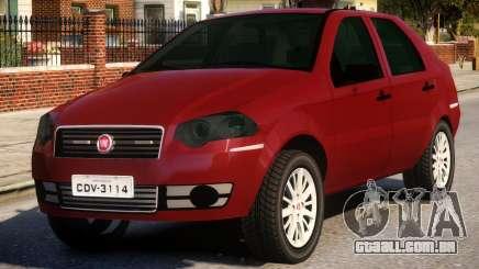 2011 Fiat Siena para GTA 4