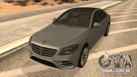 Mercedes-Benz S560 para GTA San Andreas