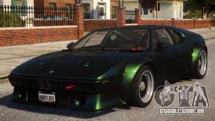 BMW M1 para GTA 4