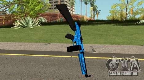 Rules Of Survival Assault Rifle para GTA San Andreas