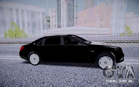 Mercedes-Benz S600 Maybach para GTA San Andreas