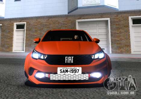 Fiat Argo Liberty Walk para GTA San Andreas