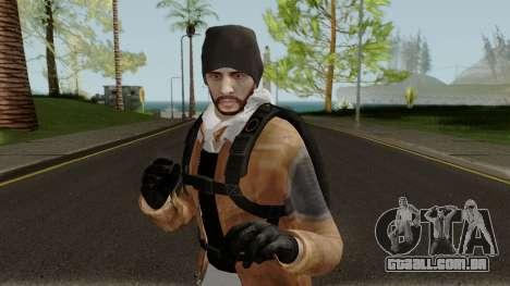 Skin Random 80 (Outfit The Division) para GTA San Andreas