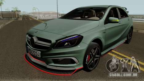 Mercedes-Benz A45 Edition 1 para GTA San Andreas