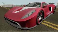 Ocelot Pariah GTA V IVF para GTA San Andreas