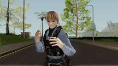 Ayane Police para GTA San Andreas