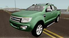 Ford Ranger 2012 para GTA San Andreas